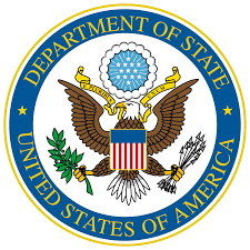 svg United ويكيبيديا، الموسوعة States ملف - الحرة State Department seal Of The