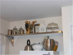 Open Kitchen Shelf Marvellous Kitchen Shelf Decor Inspirations Modern Shelf Storage