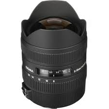 Photography 101 Lenses Light And Magnification Sigma 8 16mm F 4 5 5 6 Dc Hsm Lens For Canon Ef