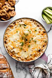 Maryland Hot Crab Dip Recipe