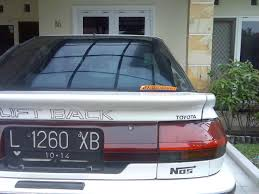 rollaliftback 1989 Toyota Corolla Specs, Photos, Modification Info ...