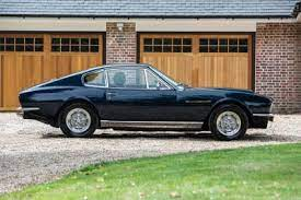 Actor And Comedian Steve Coogan To Sell His 1970 Aston Martin Dbs V8 Press Car At The Silverstone Cl