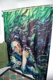 artistic shower curtains. Artistic Shower Curtains With Unique And Towel Shelf Also Flooring Art . A