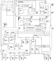1986 ford ranger wiring diagram ford ranger 4x4 wiring diagram