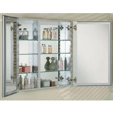 recessed bathroom medicine cabinets. Beautiful Cabinets Empire Broadway Double Door Recessed Medicine Cabinet To Bathroom Cabinets B