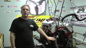 396 Fuel Injected Big Block Chevy - YouTube