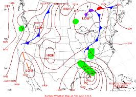 How To Read Weather Charts 28 Ultraprecise Weather Map Labeled