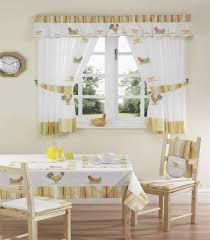 Kitchen Curtain Patterns Stunning Kitchen Curtain Styles Kitchen A