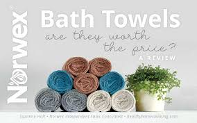 Norwex Bath Towels