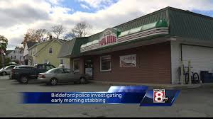 biddeford police investigate reports of early morning stabbing biddeford police investigate reports of early morning stabbing