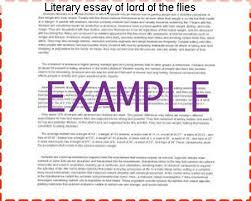 literary essay of lord of the flies essay academic writing service literary essay of lord of the flies