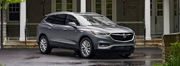 2019 Buick Enclave Mid Size Luxury Suv Model Details