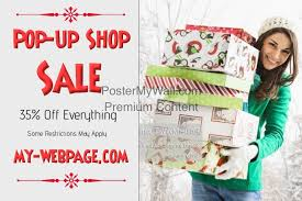 pop up brochure template pop up shop template postermywall