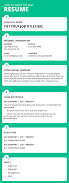Skills And Experience Resumes Top Rated Resume Samples For 5 000 Titles Jobhero