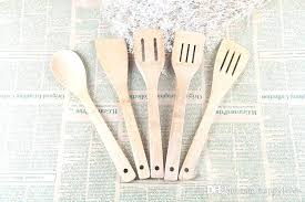 wooden cooking utensils bamboo kitchen tools set spatula spoon turner crafts and wood from uk cook wooden cooking