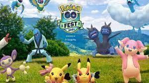 Pokémon GO Fest 2021 am Wochenende: Das ...