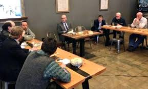 photo courtesy of y a round table meetings meeting communication model definition local business featured in