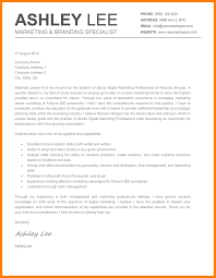 7 Creative Cover Letter Examples Assembly Resume