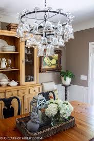 wine glass rack pottery barn. Wine Glass Rack Chandelier | Pottery Barn. Dining Room Barn