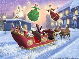 Barbie in a Christmas Carol ...