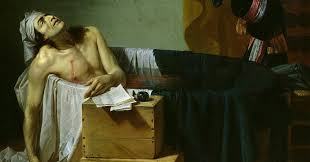 rodama a blog of 18th century revolutionary french trivia of marat by roques