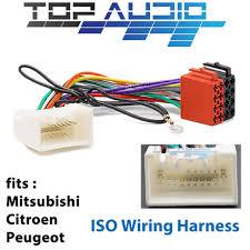 aerpro app0113 mitsubishi iso wiring harness top audio app0113 mitsubishi iso wiring harness image 1