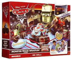 Disney Pixar Cars Toon Monster Truck Wrastlin' Ring | Uredjenje ...