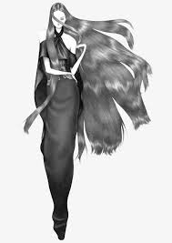 Elegant Fashion Girl Illustration Fashion Clipart Girl Character