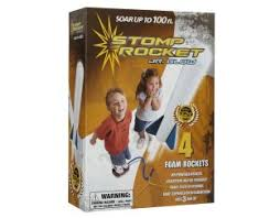 Stomp Rocket Jr. Glow - Shoot To Space! Gifts | Age 3 Buy Toys for 3-Year-Old Boys