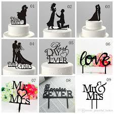Love Valentines Day Cake Topper Uk Wholesale Wedding Decorations