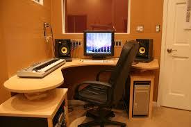 Small Recording Studio Desk Corepad Pinterest Logos With Personal Music  Studio Designs Beautiful Ideas For Personal Music Studio Designs