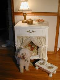 repurpose furniture dog. Turn An End Table Into A Dog Bed...these Are The BEST Upcycled Repurpose Furniture