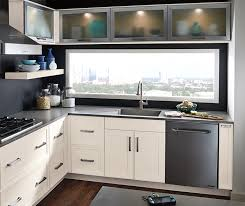 in style kitchen cabinets:  off white kitchen cabinets by kitchen craft cabinetry