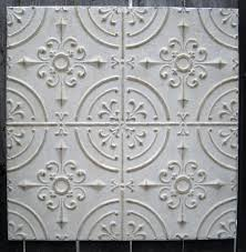 Tin Ceiling Tiles Vintage Lay In Ceiling Tile