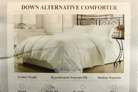 hotel collection comforter set. Down Alternative Comforter Twin XL Hotel Collection RN110443 Set