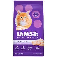 Iams Proactive Health Healthy Dry Cat Food