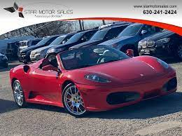 Externally, the f430 looked like a facelifted 360, but beneath its skin was vastly improved upon. Used Ferrari F430 Spider For Sale With Photos Cargurus