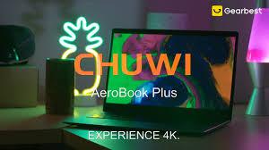 <b>CHUWI AeroBook Plus Timeless</b> Elegance Notebook - Gearbest.com