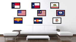Small Picture Malaysia Country Flag Home Decor Office Wall Art Collection