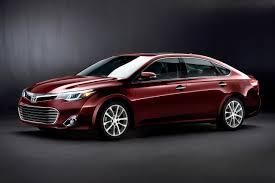 2012 New York Auto Show: 2013 Toyota Avalon Thwarts off Senior ...