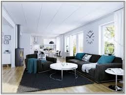 Furniture Attractive Dark Gray Couch Living Room Ideas 21 Creative