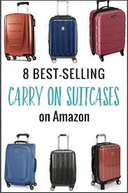 8 Of The Best Carry On Suitcases For Travel Amazon Best
