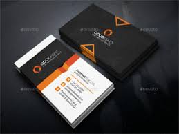 Creative Business Cards Templates 18 Information Technology Business