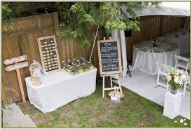 Small Picture Inspiring rustic wedding outdoor decor idea that you can do Using