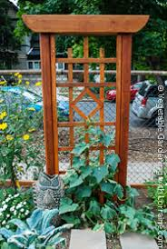 Small Picture Garden Trellis Elegant Asian Design Housing Ideas Pinterest