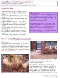 Small Picture GardenAtoZ Grow 763 Prune spirea kill weed trees Garden A to Z
