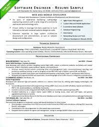 Modern Engineer Resume Resume Template Software Senior Engineer Modern Google Docs