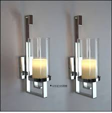 sconce contemporary wall candle sconces modern wall candle modern candle wall sconces canada design