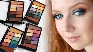 new makeup from wet n wild swatches look tutorials