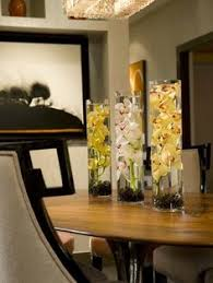 Small Picture Using Round Cylinder Clear Glass Extra Tall Vase for orchid